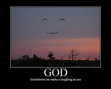 god_laughing