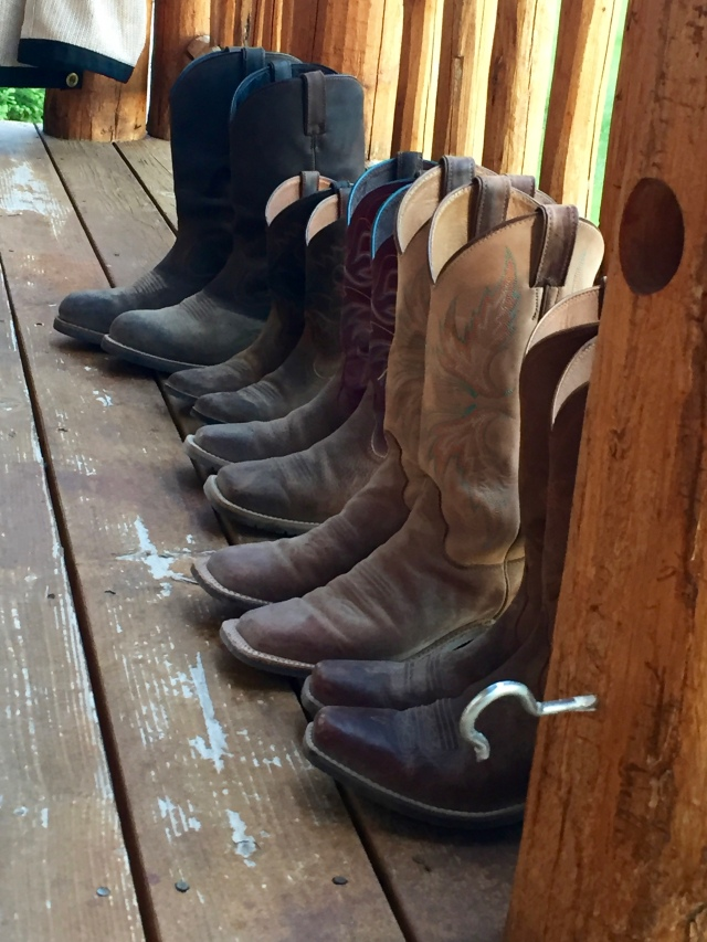 On Becoming a Cowgirl, or Finding Your Happy Place | The Writer Tracy