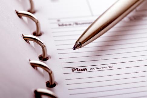 Plan organizer